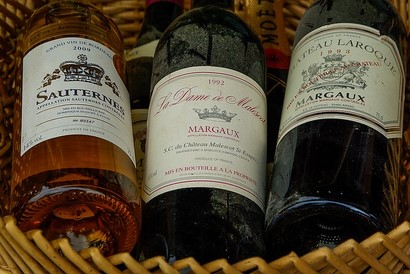 regione vinicola francese