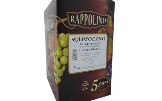 BAG IN BOX BIANCO RIBOLLA GIALLA IGT